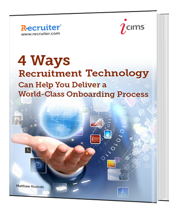 4 Ways Recruitment Technology Can Help You Deliver a World-Class Onboarding Process