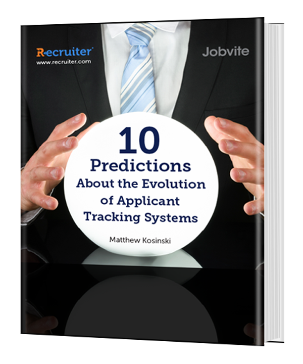 10 Predictions About the Evolution of Applicant Tracking Systems