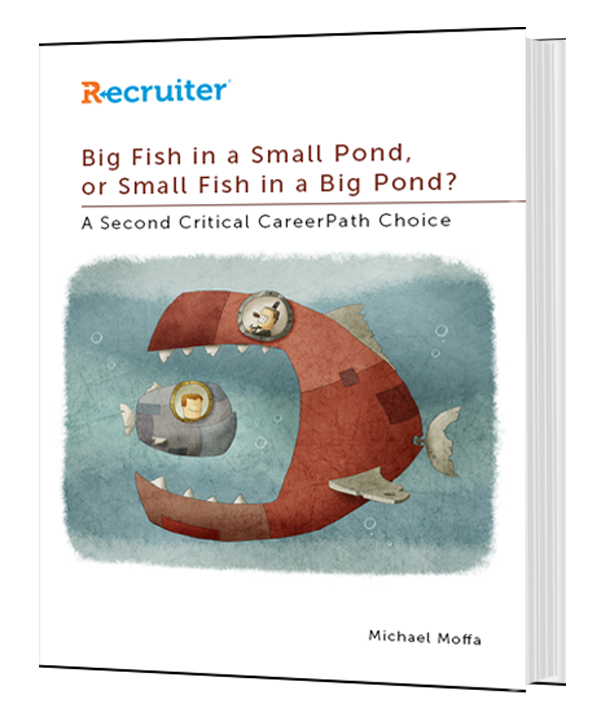 Big Fish in a Small Pond, or Small Fish in a Big Pond? - A Second Critical CareerPath Choice