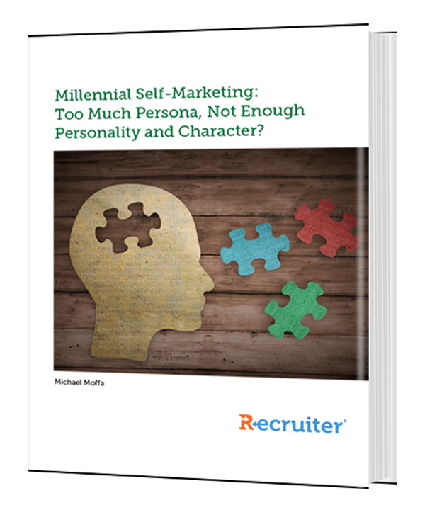 Millennial Self-Marketing: Too Much Persona, Not Enough Personality and Character?