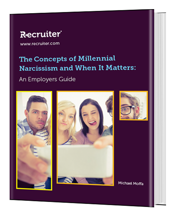 The Concepts of Millennial Narcissism and When It Matters: An Employers Guide