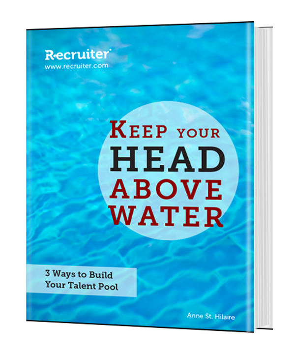 Keep Your Head Above Water: 3 Ways to Build Your Talent Pool