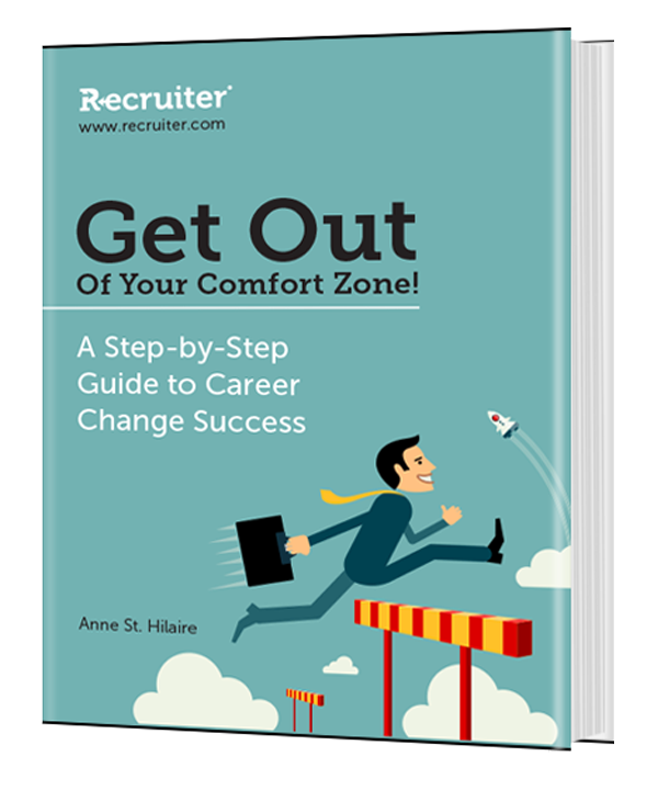 Get Out of Your Comfort Zone: a Step-by-Step Guide to Career Change Success