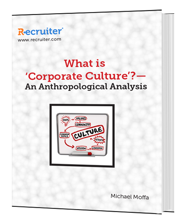 What is 'Corporate Culture'?- an Anthropological Analysis