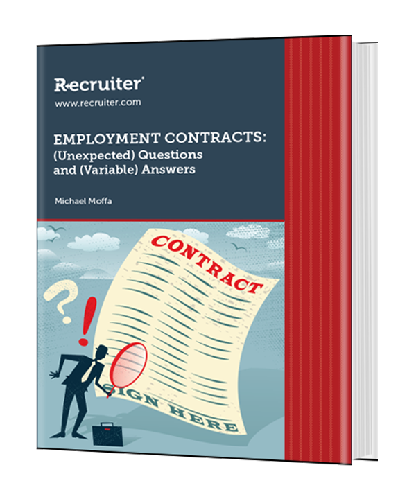 Employment Contracts: (Unexpected) Questions and (Variable) Answers