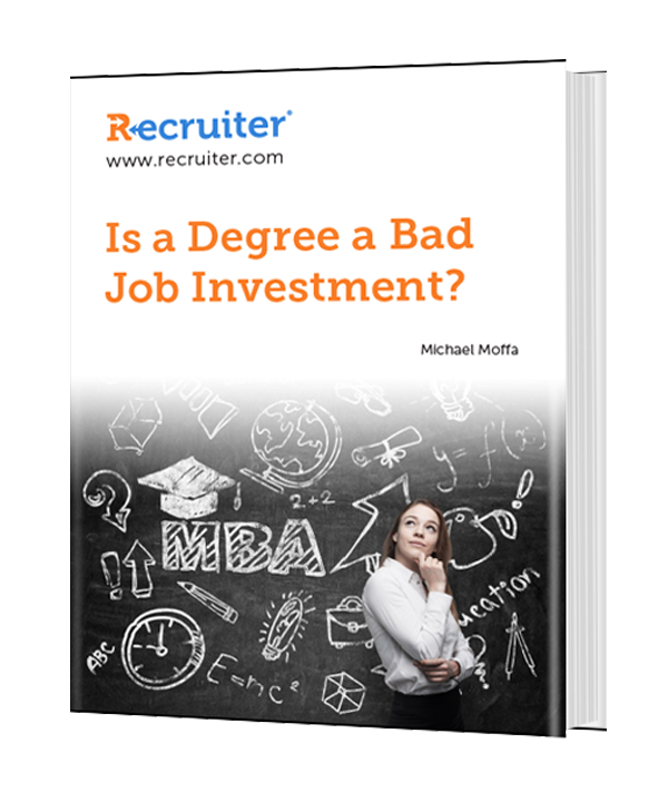 Is a Degree a Bad Job Investment