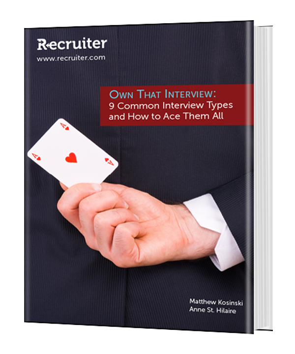 Own That Interview: 9 Common Interview Types and How to Ace Them All