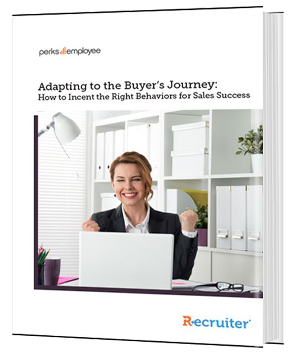 Adapting to the Buyer's Journey: How to Incent the Right Behaviors for Sales Success
