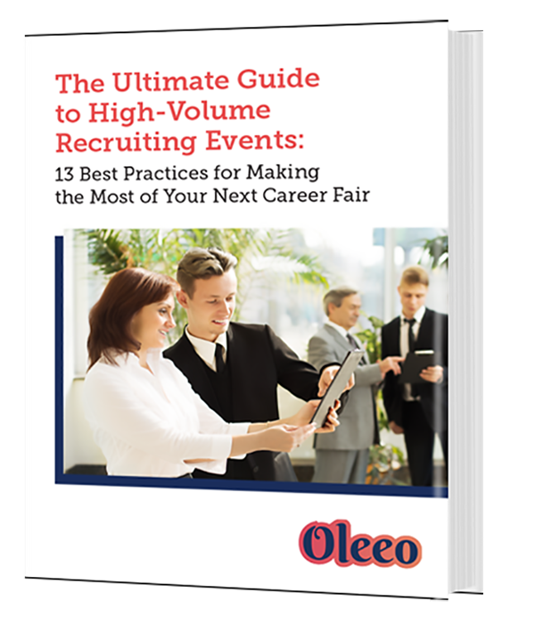 The Ultimate Guide to High-Volume Recruiting Events
