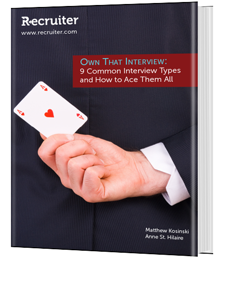 Job Interview eBook